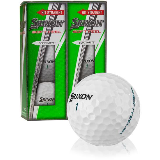 Srixon Soft Feel, 6 pack