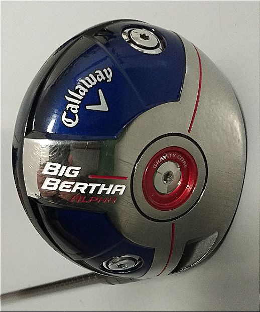 Callaway Big Bertha Alpha driver rechts *in prima staat*