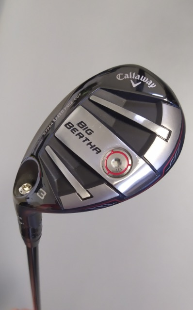 Callaway Big Bertha OS hybride no.3 LINKS regular *ZGAN*