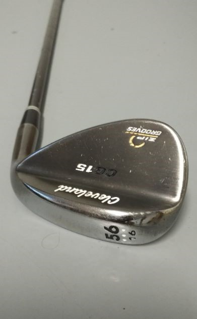 Cleveland CG wedges *in prima staat*