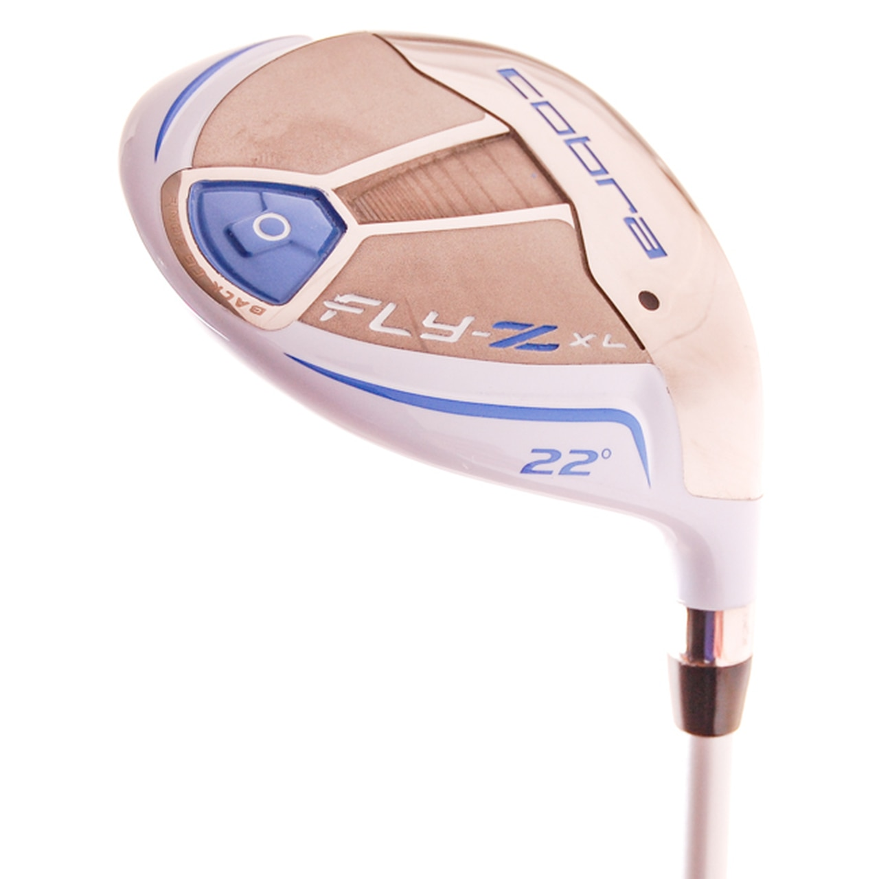 Cobra Fly-Z XL Blue fairwaywood no.5/22* DAMES *NIEUW*