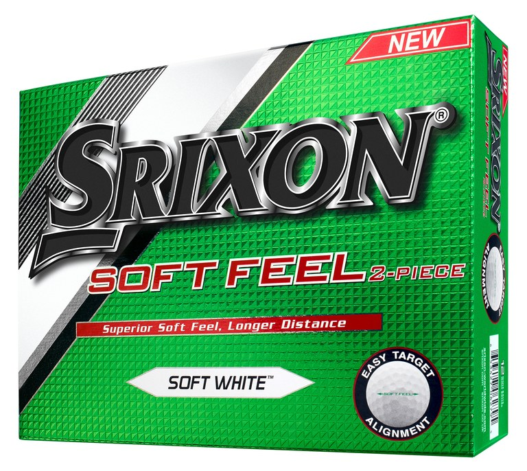 Srixon Soft Feel, dozijn.