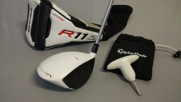 TaylorMade R11s driver 9* rechts  *ex demo*