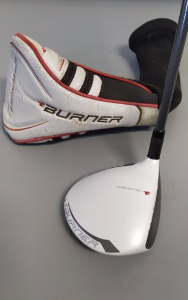 TaylorMade Burner Superfast 2.0 fairwaywood no.3/15* gebruikt